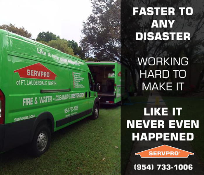 Faster to Any Disaster