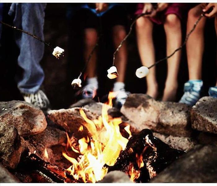 Fire Damage Campfire Safety: Staying Safe this Season 2018
