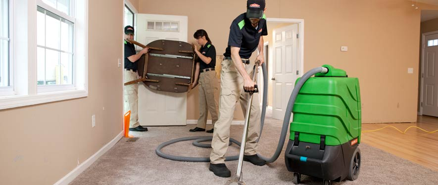 Fort Lauderdale, FL residential restoration cleaning